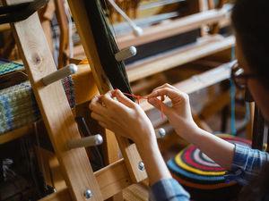 Дела житейские ...За работой. Ярмарка Мастеров - ручная работа, handmade.