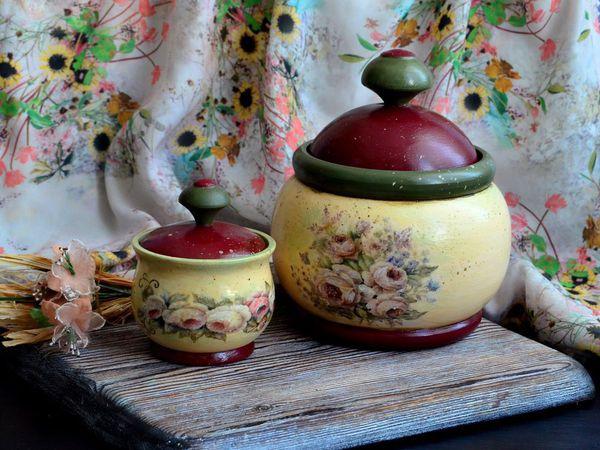 Волшебный горшочек | Ярмарка Мастеров - ручная работа, handmade