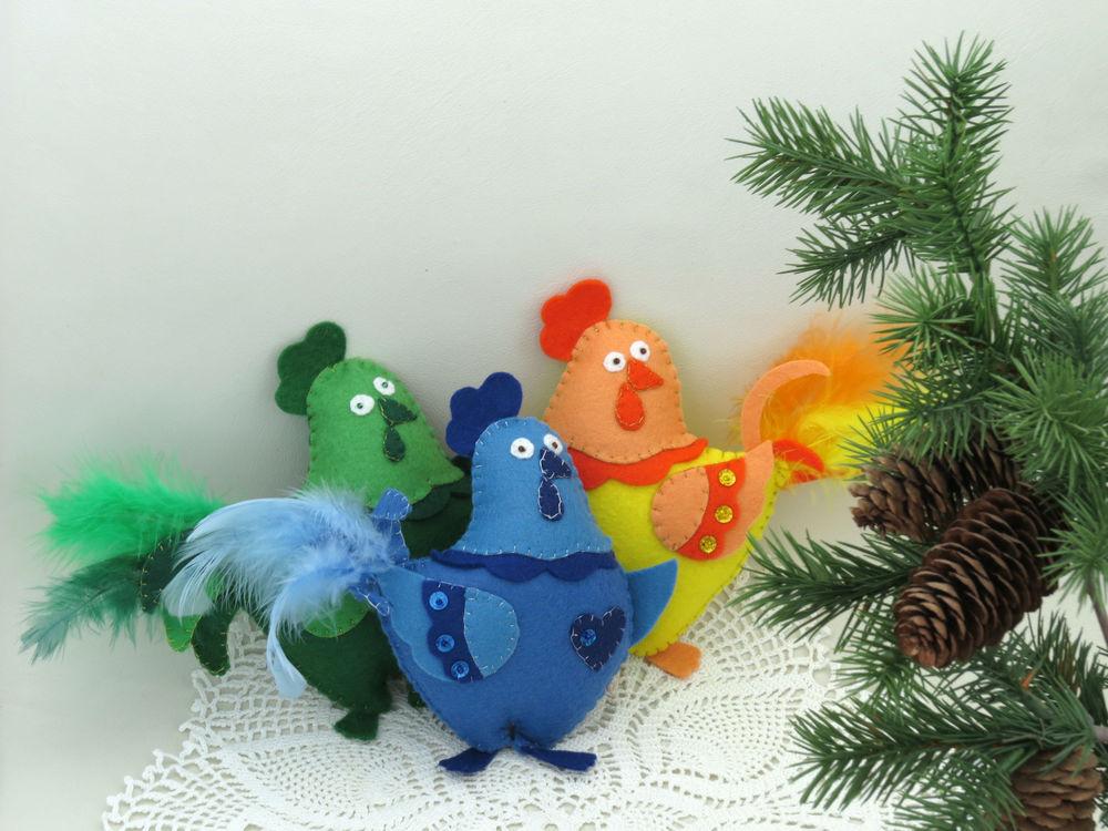 интерьерная игрушка мышь, современная сказка, подарок петух новогодний