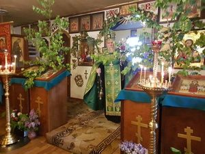 Троица Светлый Праздник. Ярмарка Мастеров - ручная работа, handmade.