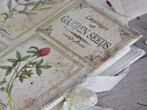 Альбомы для гербария. Ярмарка Мастеров - ручная работа, handmade.