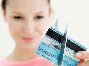 карта, оплата покупок