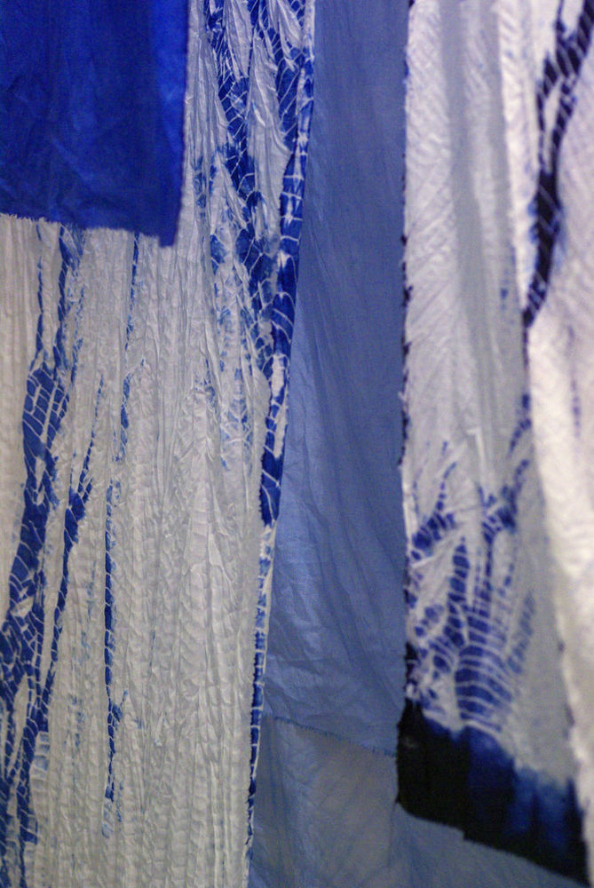 текстиль, батик