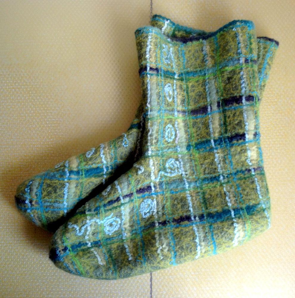 бесплатный мастер-класс, онлайн, мастер-класс по валянию, обучение валянию, новогодний сувенир, носки шерстяные, подарок на новый год