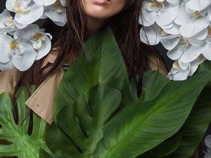 Зеленые растения и суккуленты Real touch. Ярмарка Мастеров - ручная работа, handmade.