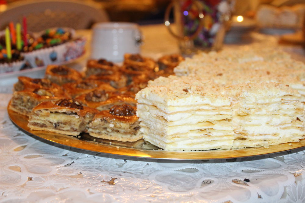 рецепт, торт, наполеон, вкусно