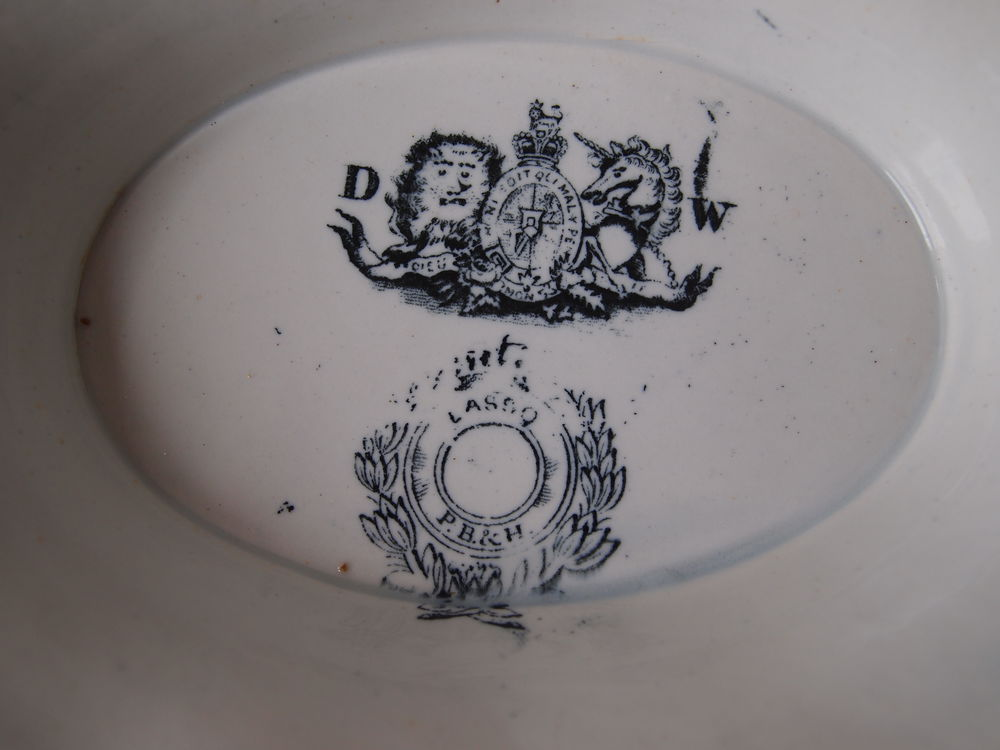 Английская супница середины XIX века, дополнительные фотографии, фото № 6