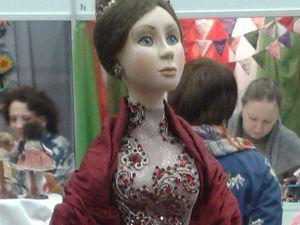 Весенний кукольный бал на Тишинке 2017. Ярмарка Мастеров - ручная работа, handmade.