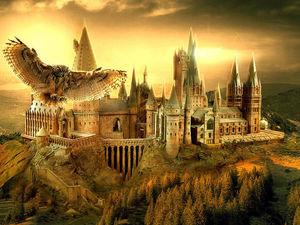 Гарри Поттер: создаем волшебный мир своими руками. Ярмарка Мастеров - ручная работа, handmade.