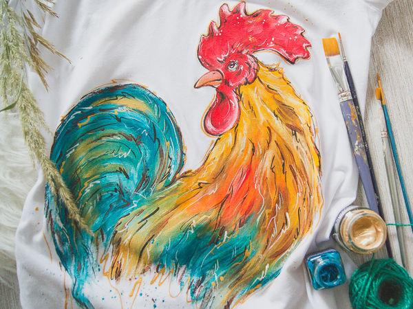 Спецпредложение: Петух - символ 2017 года. | Ярмарка Мастеров - ручная работа, handmade