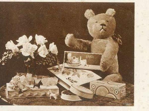 История возникновения мишки на тележке   Ярмарка Мастеров - ручная работа, handmade