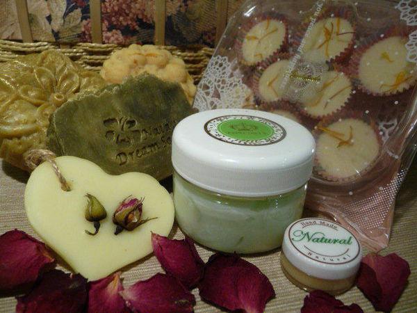 Суперский SPA подарок от Natali dream soap. Розыгрыш
