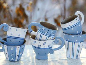 День голубого цвета! | Ярмарка Мастеров - ручная работа, handmade