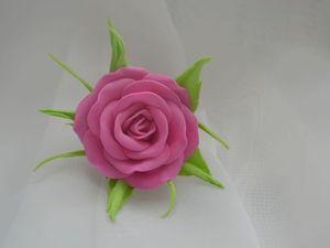Роза в подарок подписчику! | Ярмарка Мастеров - ручная работа, handmade
