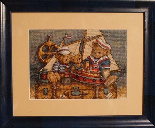 Мишки-морячки