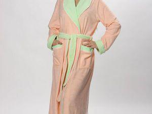 Распродажа махровых халатов и костюмов. | Ярмарка Мастеров - ручная работа, handmade
