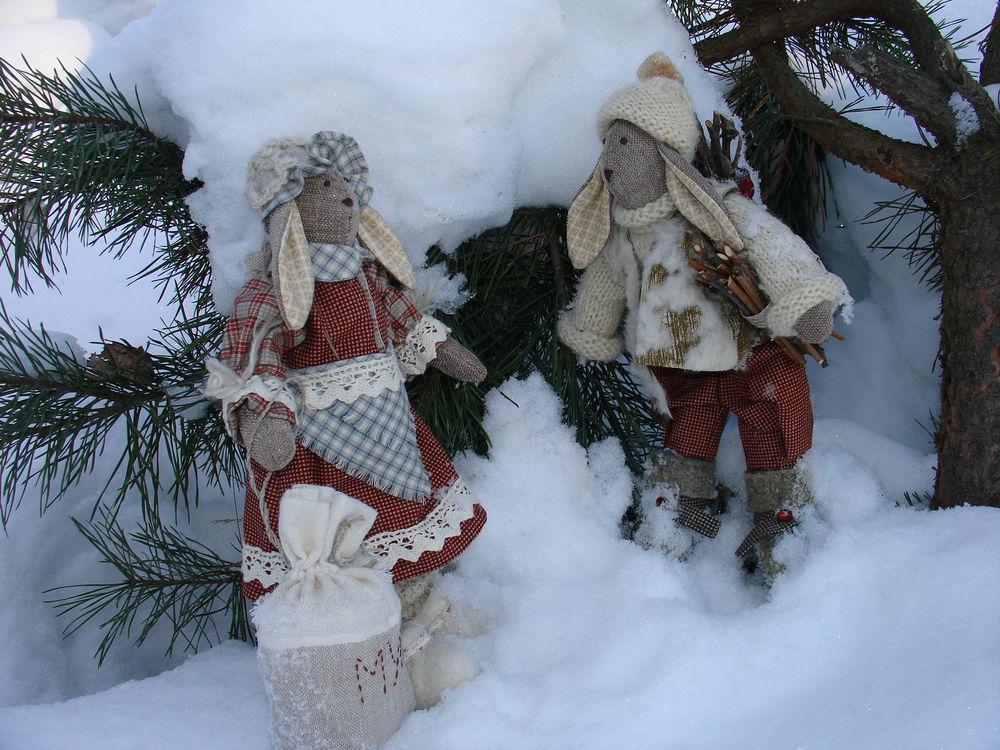 блог, заяц, текстильная игрушка, кукла авторская