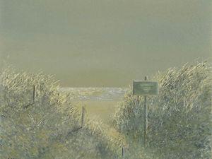 «Не как все», или Серо-оливковое небо художницы Nicola Moeran. Ярмарка Мастеров - ручная работа, handmade.