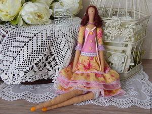 Распродажа кукол Тильда 30-40%. Ярмарка Мастеров - ручная работа, handmade.