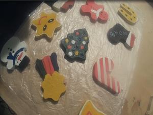 Делаем елочные игрушки. Ярмарка Мастеров - ручная работа, handmade.