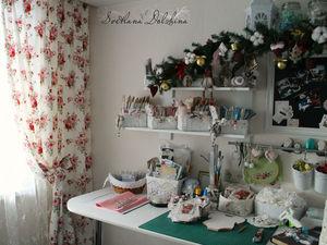 Мой домик — моя творческая мастерская. Ярмарка Мастеров - ручная работа, handmade.