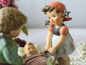 Статуэтка Goebel Hummel — дополнительные фотографии. Ярмарка Мастеров - ручная работа, handmade.