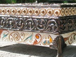 Скоро новый вебинар! Декор шкатулки. Ярмарка Мастеров - ручная работа, handmade.
