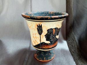 Чаша справедливости (кружка жадности) Пифагора: во всем должна быть мера. Ярмарка Мастеров - ручная работа, handmade.