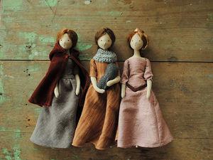 Странствующие принцессы Margeaux Davis. Ярмарка Мастеров - ручная работа, handmade.