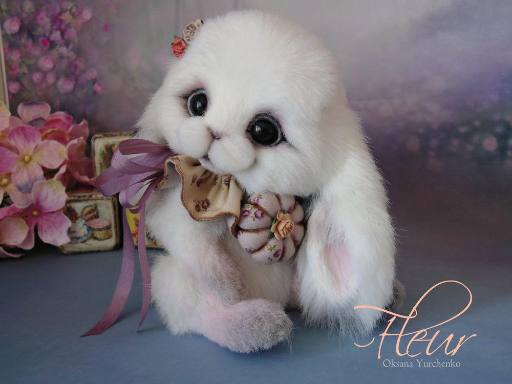 крольчонок, ручная работа
