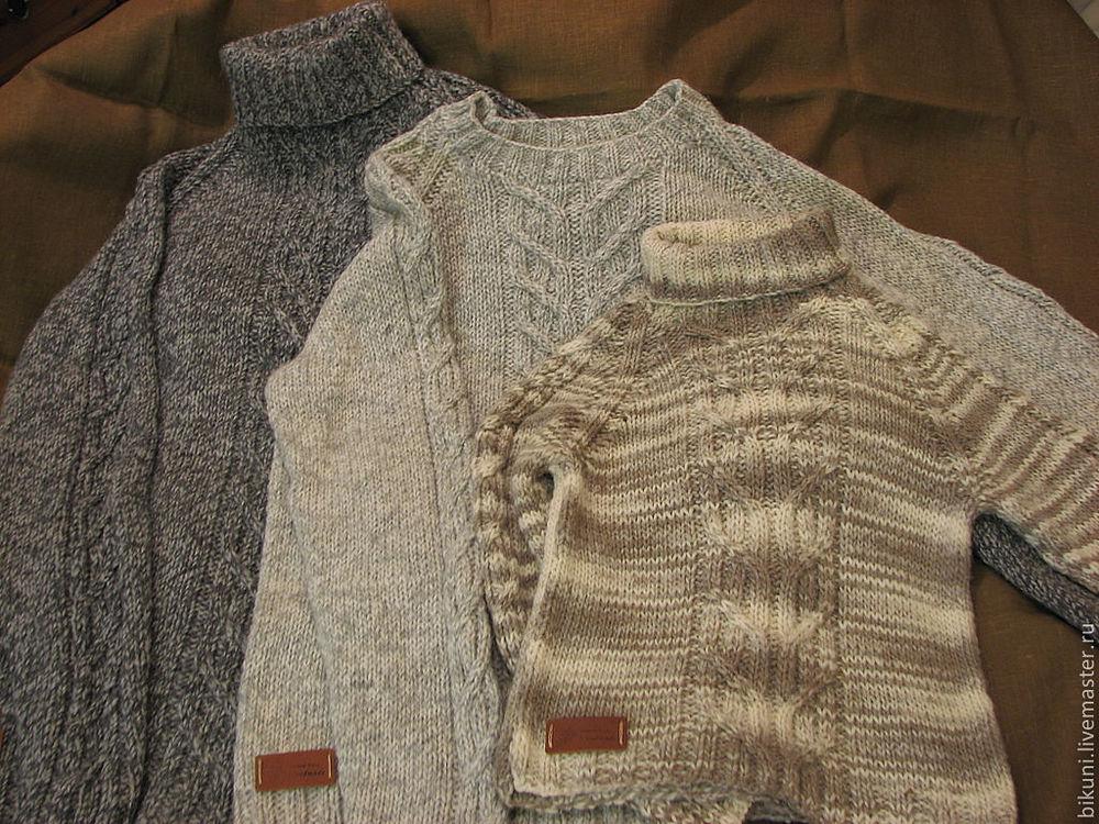 свитера счастливой нити