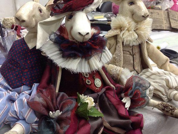 Отчет о Белом кролике) | Ярмарка Мастеров - ручная работа, handmade