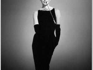 Маленькое черное платье. | Ярмарка Мастеров - ручная работа, handmade