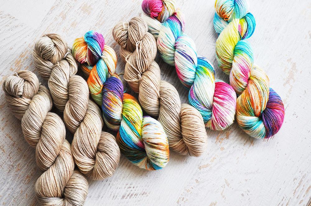 универсальный краситель, окрашивание шерсти, протеиновые волокна