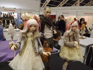 Выставка кукол на Тишинке — с лица не общим выраженьем. Ярмарка Мастеров - ручная работа, handmade.