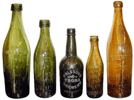 История бутылок для вина, фото № 1