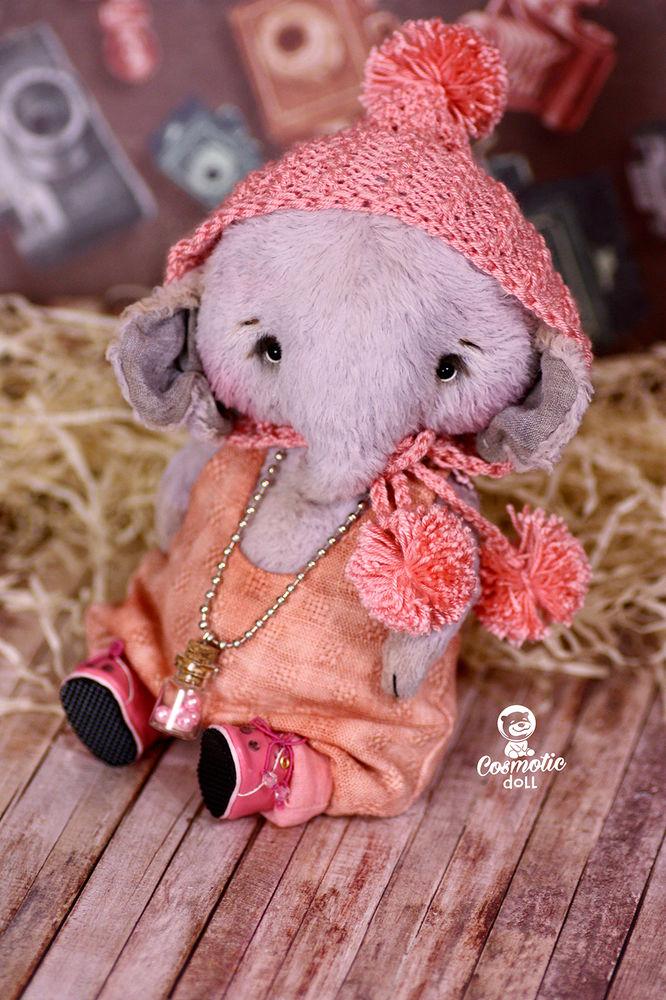 cosmoticdoll, тедди слон купить, тедди слоник обувь
