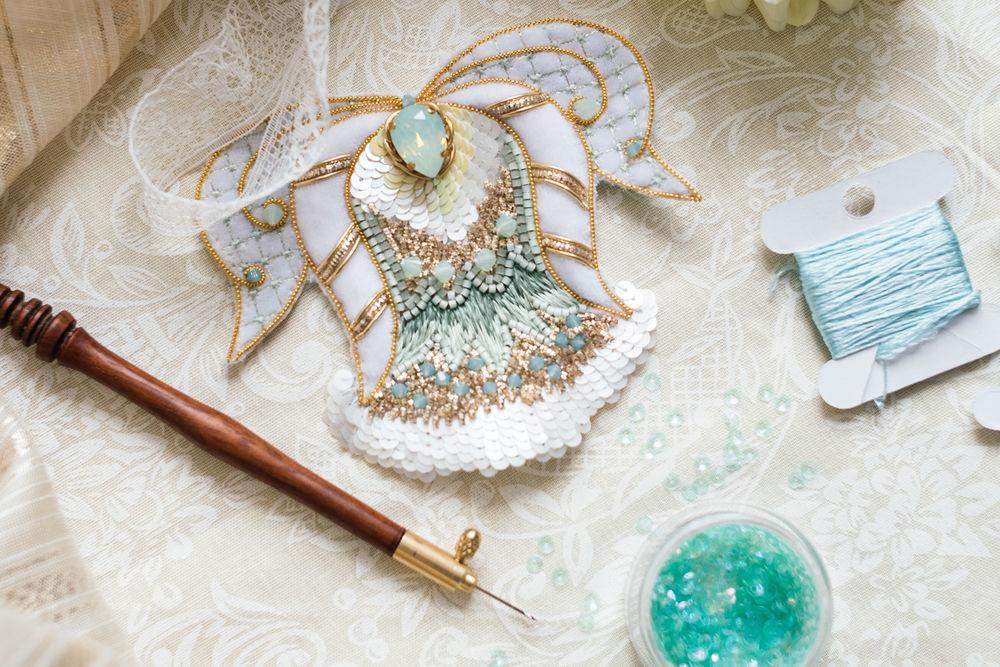 Мастер-классы по вышивке в Нур-Султане (Казахстан), фото № 7