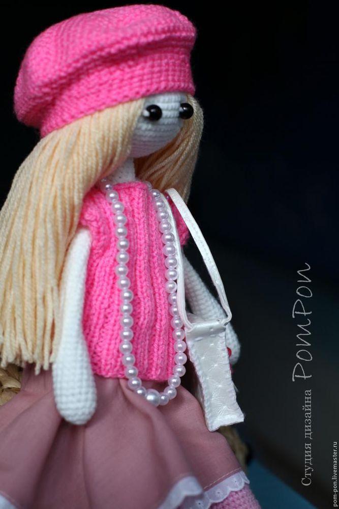 вязаная кукла, проволочный каркас, кукла вязаная крючком, вязание крючком