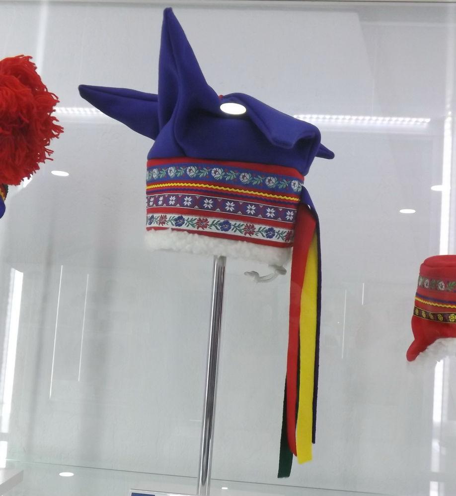 финская шапка