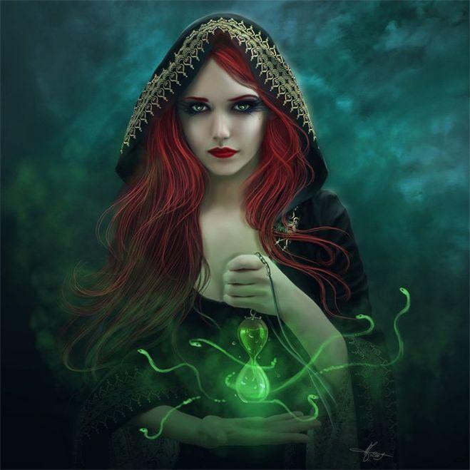 магия, эзотерика, травы ручного сбора, история создания
