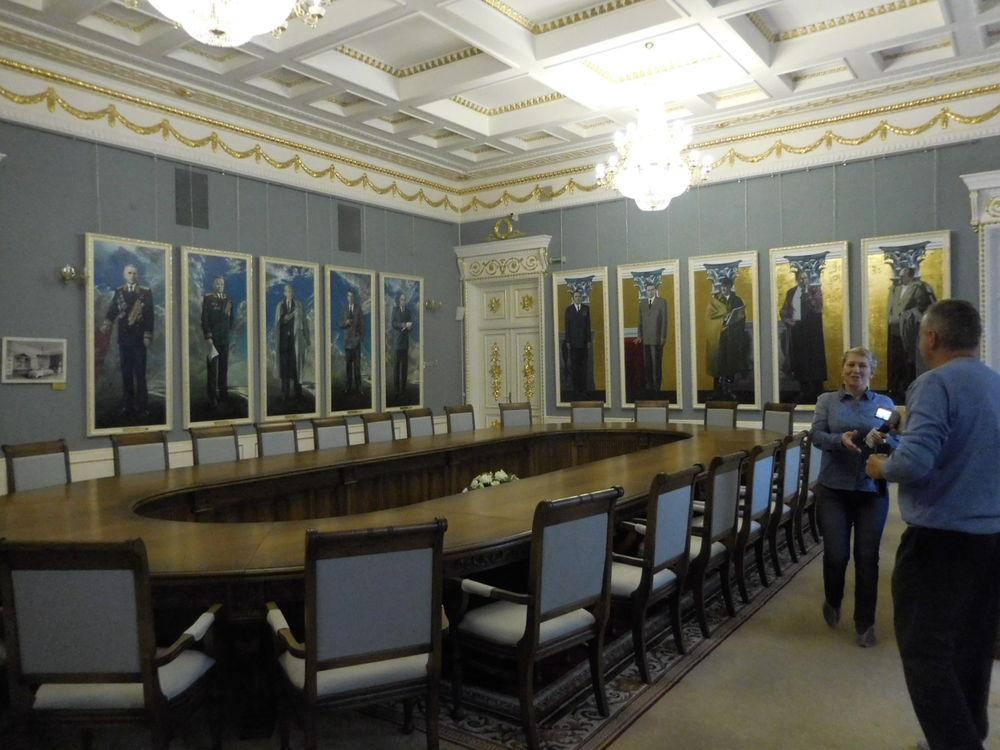 ПОказ во дворце в  Гомеле ., фото № 2