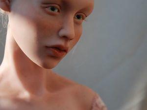 почти готова Кукла конфетка. Ярмарка Мастеров - ручная работа, handmade.