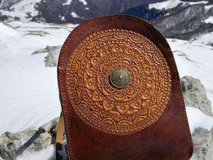 Рюкзак CORAZON Фото из Италии от его обладательницы. Ярмарка Мастеров - ручная работа, handmade.