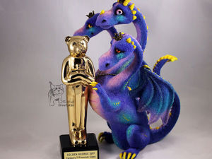 Ура, Победа!!! Golden George в Мюнстере. | Ярмарка Мастеров - ручная работа, handmade