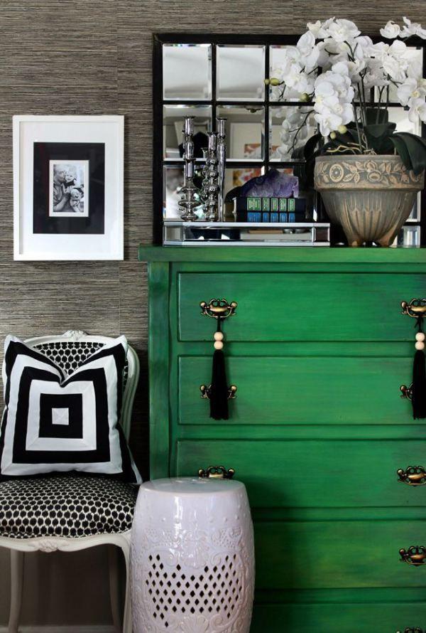 сочетание цветов, мягкая мебель, пуф