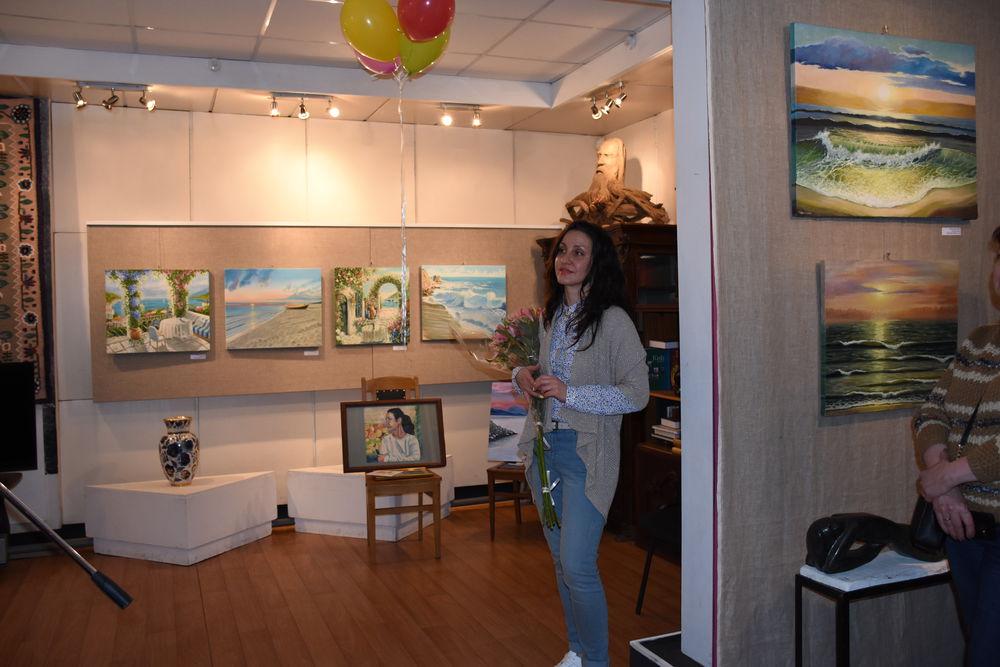 картина, картинная галерея, магазин живописи, анна кшановская-орлова