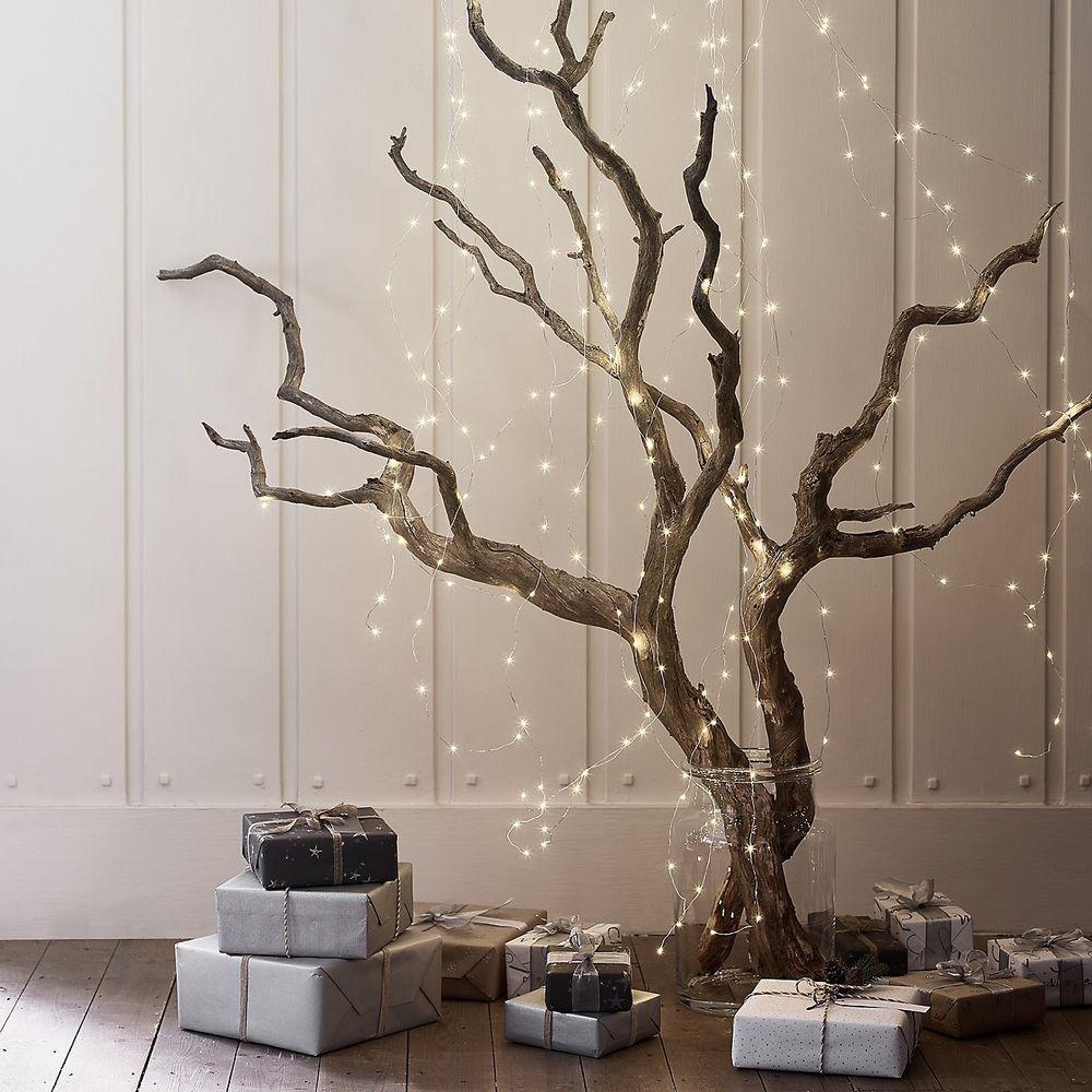 Ёлки-палки — новое слово в рождественском интерьере