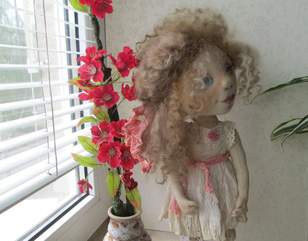 Кукла Лена, фото № 11