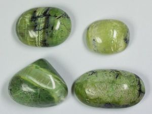 Опалы зеленые 4 лота. Ярмарка Мастеров - ручная работа, handmade.
